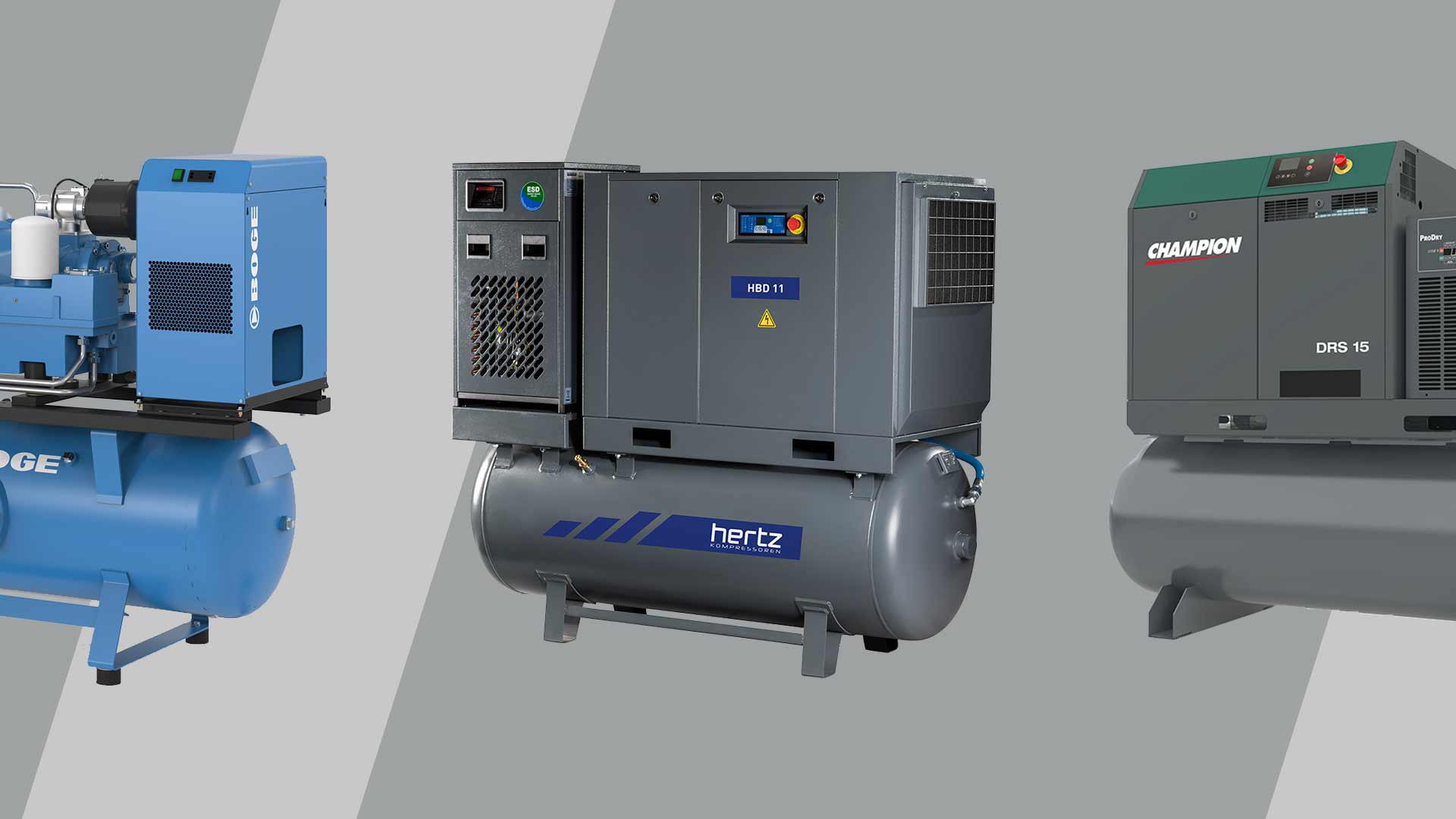 How to Choose the Right Rotary Screw Compressor for Your Facility